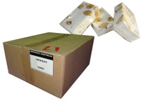 Almond Nougat - White, by ABW Foods,  and more Confectionery at The Professors Online Lolly Shop. (Image Number :8319)