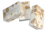 Almond Nougat - White, by ABW Foods,  and more Confectionery at The Professors Online Lolly Shop. (Image Number :7611)