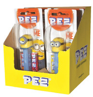 Pez Candy Dispensers - Minions, by Pez/Universal Candy,  and more Confectionery at The Professors Online Lolly Shop. (Image Number :7591)