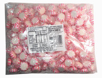 Starlight Pinwheels - Pink and White - Strawberry, by AIT Confectionery,  and more Confectionery at The Professors Online Lolly Shop. (Image Number :7783)