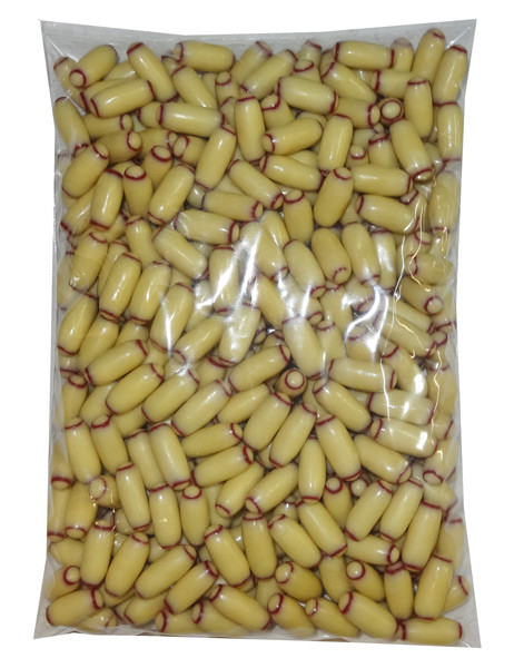 Fyna White Chocolate Coated Raspberry Bullets, by Fyna Foods,  and more Confectionery at The Professors Online Lolly Shop. (Image Number :8272)