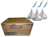 Hersheys Kisses Bulk, by Hersheys,  and more Confectionery at The Professors Online Lolly Shop. (Image Number :8474)