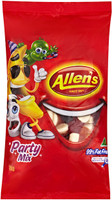 Allens Party Mix, by Allens Confectionery,  and more Confectionery at The Professors Online Lolly Shop. (Image Number :8007)