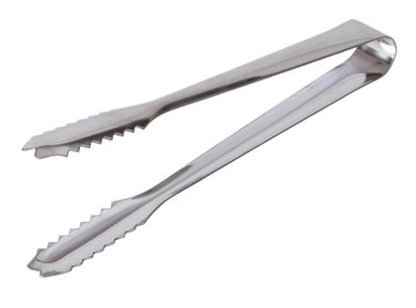 Stainless Steel Buffet / Ice Tongs and more Partyware at The Professors Online Lolly Shop. (Image Number :10115)