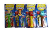 Pez Candy Dispensers - Best of Pixar (6 x 17g)