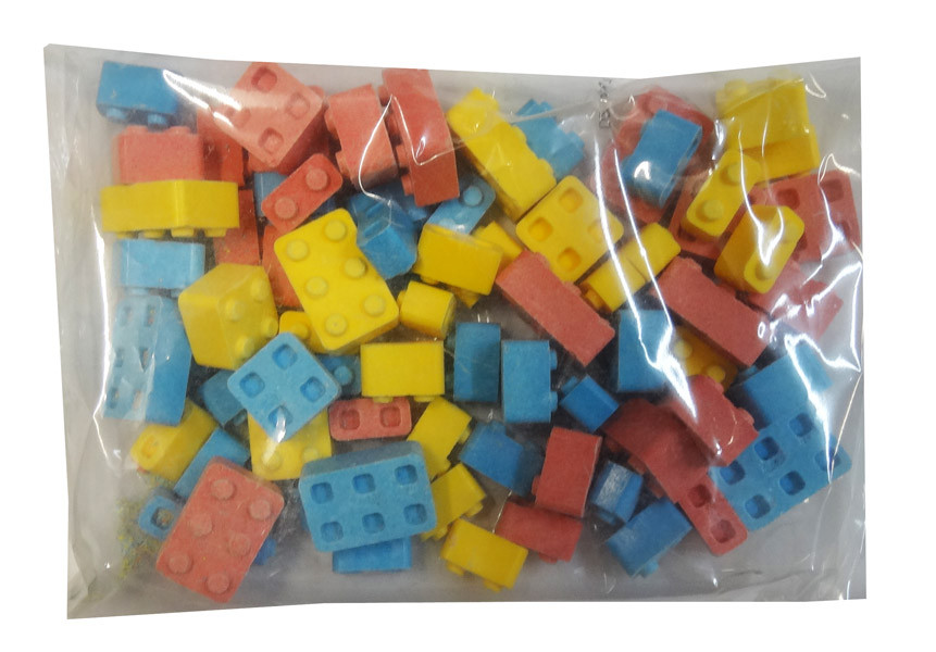 Candy Blox Box and more Confectionery at The Professors Online Lolly Shop. (Image Number :8508)