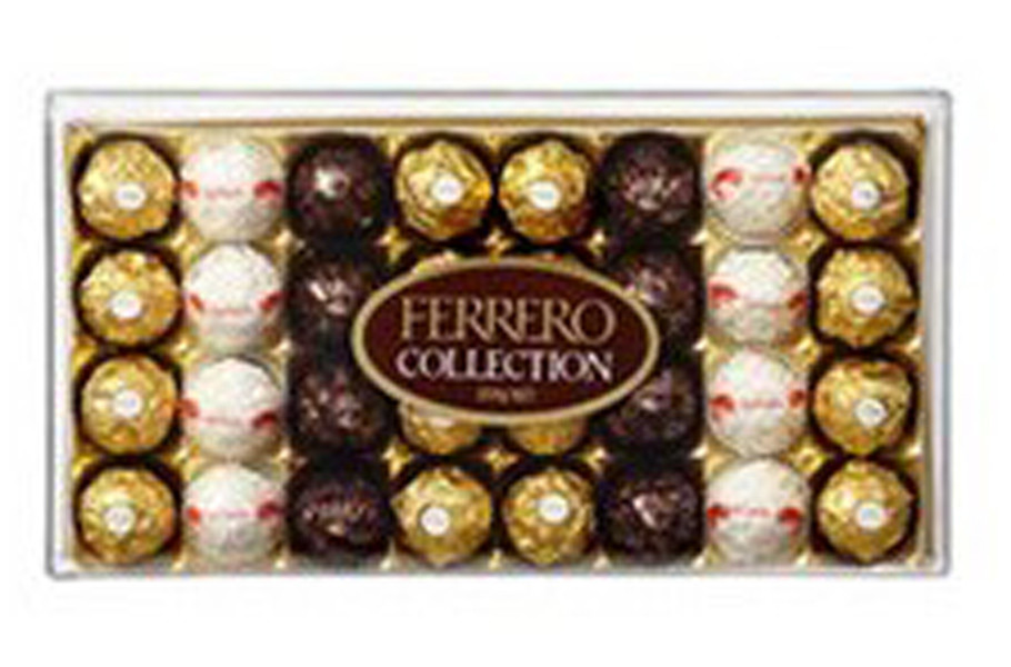 Ferrero Collections, by Ferrero,  and more Confectionery at The Professors Online Lolly Shop. (Image Number :8485)