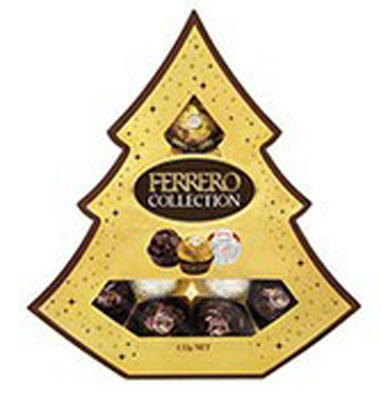 Ferrero Tree Collection, by Ferrero,  and more Confectionery at The Professors Online Lolly Shop. (Image Number :8484)