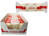 Ferrero Raffaello 3 pack, by Ferrero,  and more Confectionery at The Professors Online Lolly Shop. (Image Number :8479)