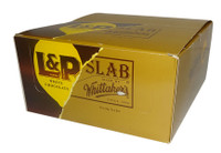 Whittakers L&P Slab, by Whittakers,  and more Confectionery at The Professors Online Lolly Shop. (Image Number :9786)
