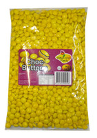 Lolliland Choc Buttons - Yellow, by Lolliland,  and more Confectionery at The Professors Online Lolly Shop. (Image Number :8671)