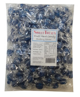 Sweet Treats Fruit Hard Candy - Blue, by Brisbane Bulk Supplies,  and more Confectionery at The Professors Online Lolly Shop. (Image Number :8568)