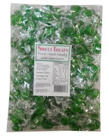 Sweet Treats Fruit Hard Candy - Green, by Brisbane Bulk Supplies,  and more Confectionery at The Professors Online Lolly Shop. (Image Number :8566)