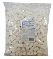 Sweet Treats Marshmallow Logs - White, by Brisbane Bulk Supplies,  and more Confectionery at The Professors Online Lolly Shop. (Image Number :8536)