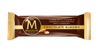 Magnum Almond Bars, by Magnum,  and more Confectionery at The Professors Online Lolly Shop. (Image Number :8560)