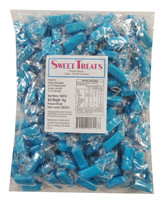Sweet Treats Fruit Chews - Blue, by Brisbane Bulk Supplies,  and more Confectionery at The Professors Online Lolly Shop. (Image Number :8887)
