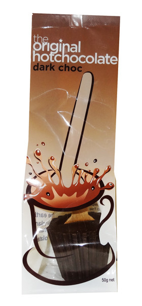 The Original Hot Chocolate - Dark Choc and more Confectionery at The Professors Online Lolly Shop. (Image Number :9306)