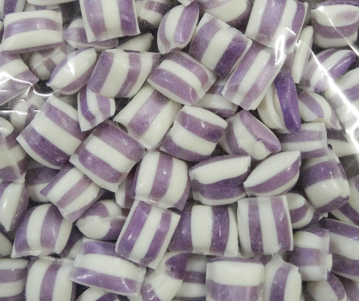 Rock Candy Pillows - Purple with a Grape Flavour, by Designer Candy,  and more Confectionery at The Professors Online Lolly Shop. (Image Number :8867)