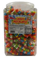 Candy Necklace - Individually wrapped (48pc Display Tub)