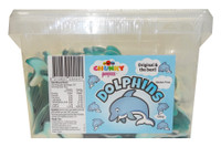 Chunky Funkeez Dolphins (Approx 300pc in a display container)