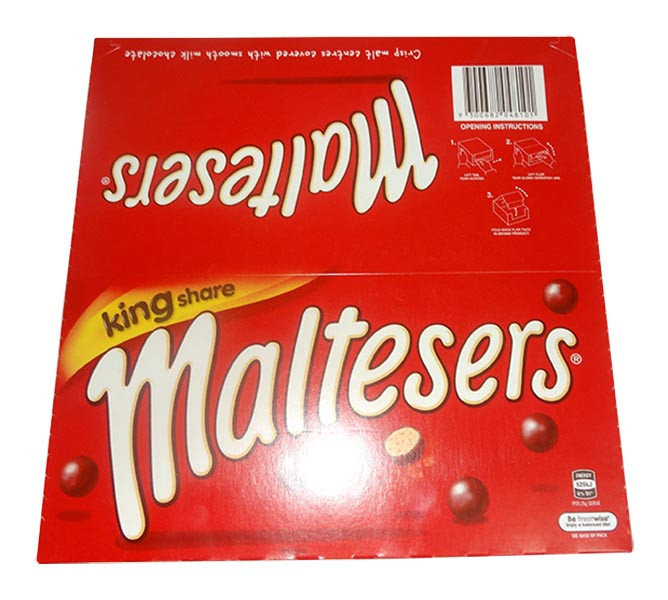Mars Maltesers King Share, by Mars,  and more Confectionery at The Professors Online Lolly Shop. (Image Number :9841)