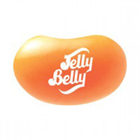 Jelly Belly - Gourmet Jelly Beans - Orange Sherbert (1kg bag)