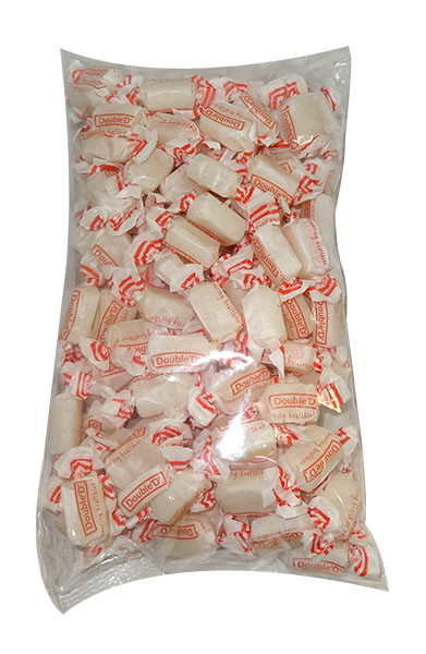 Sugar Free Mint Chews, by Double D Confectionery,  and more Confectionery at The Professors Online Lolly Shop. (Image Number :9712)