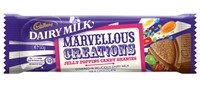 Cadbury Dairy Milk Marvellous Creations - Jelly Popping Candy Beanies (50g bar x 48pc box)