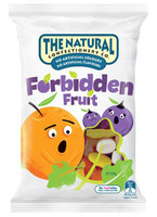 The Natural Confectionery Co. - Forbidden Fruits (240g bag x 20pc box)