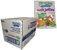 The Natural Confectionery Co. - Soft Jellies - Citrus Slices, by The Natural Confectionery Co.,  and more Confectionery at The Professors Online Lolly Shop. (Image Number :9699)