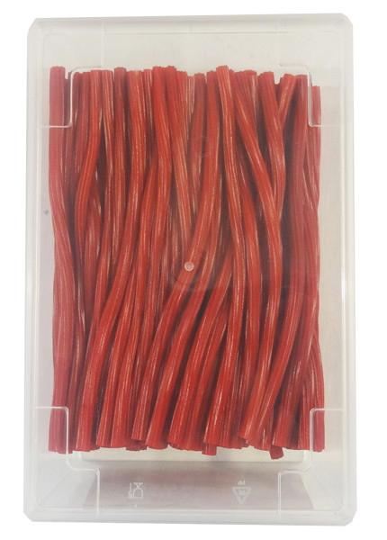 Damel Red Licorice Stix, by Damel,  and more Confectionery at The Professors Online Lolly Shop. (Image Number :9164)