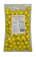 Sweet Treats Shimmer Gumballs Bulk - Yellow, by Brisbane Bulk Supplies,  and more Confectionery at The Professors Online Lolly Shop. (Image Number :9733)