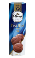 Droste Rolls Milk Chocolate (100g x 12pc Box)