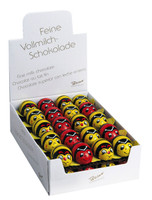 Baur Milk Chocolate Mini Red/Yellow Beetles (4g x 200pc Box)