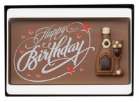 Weibler Confiserie Gift Box - Happy Birthday - 2 Assorted (75g Box)