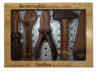 Baur Chocolate Tool Set (125g box)