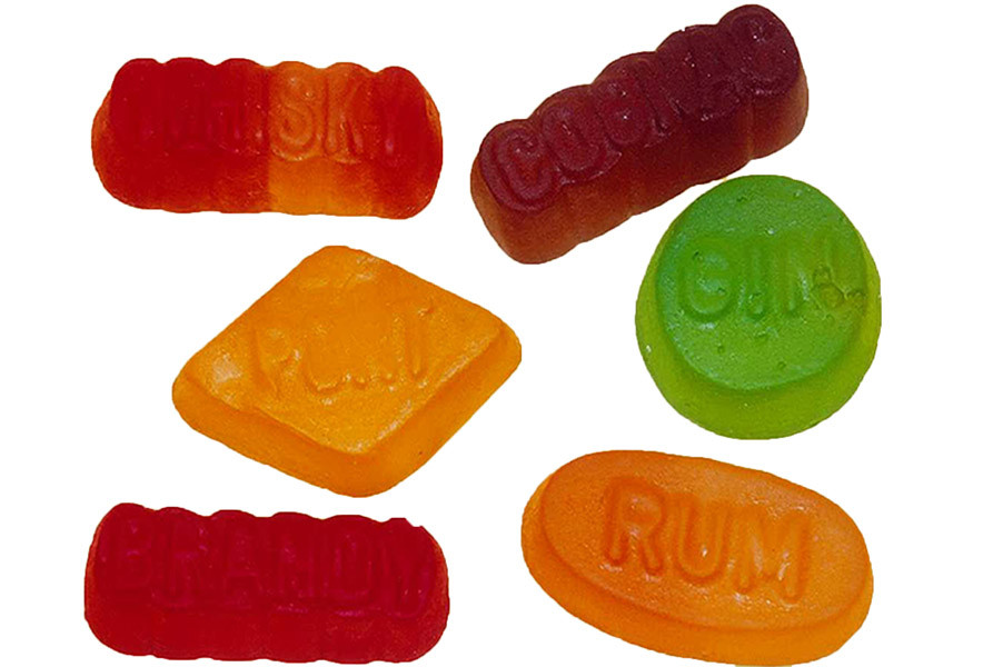 Confiserie Wine Gums, by weibler confiserie,  and more Confectionery at The Professors Online Lolly Shop. (Image Number :9224)