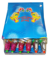 Air Space Water Gun with Jelly Beans (10g x 12pc display box)