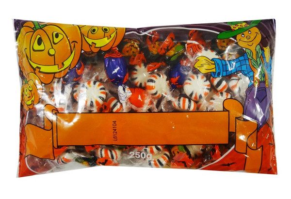 Halloween Mix Lolly Bag and more Confectionery at The Professors Online Lolly Shop. (Image Number :9288)