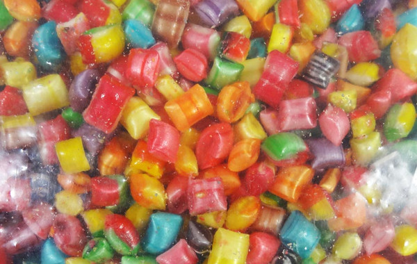 Bo Peeps - Mixed Colours, by The Melbourne Rock Candy Co,  and more Confectionery at The Professors Online Lolly Shop. (Image Number :9468)