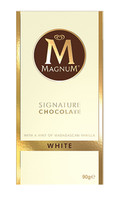 Magnum Block - Single - White Chocolate (90g)