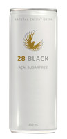 28 Black Energy Drink - ACAI Sugar Free, by 28 Black,  and more Beverages at The Professors Online Lolly Shop. (Image Number :9349)