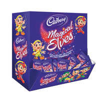 Cadbury Magical Elves (72 x 12gr in a Display Unit)