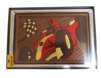 Weibler Confiserie Formula One  - Milk Chocolate (85g Box)