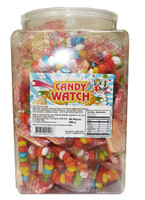 Candy Watch - Individually wrapped (60pc Display Tub)