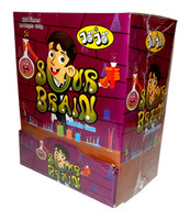 JoJo Sour Brains Bubble Gum (200 pc display unit)