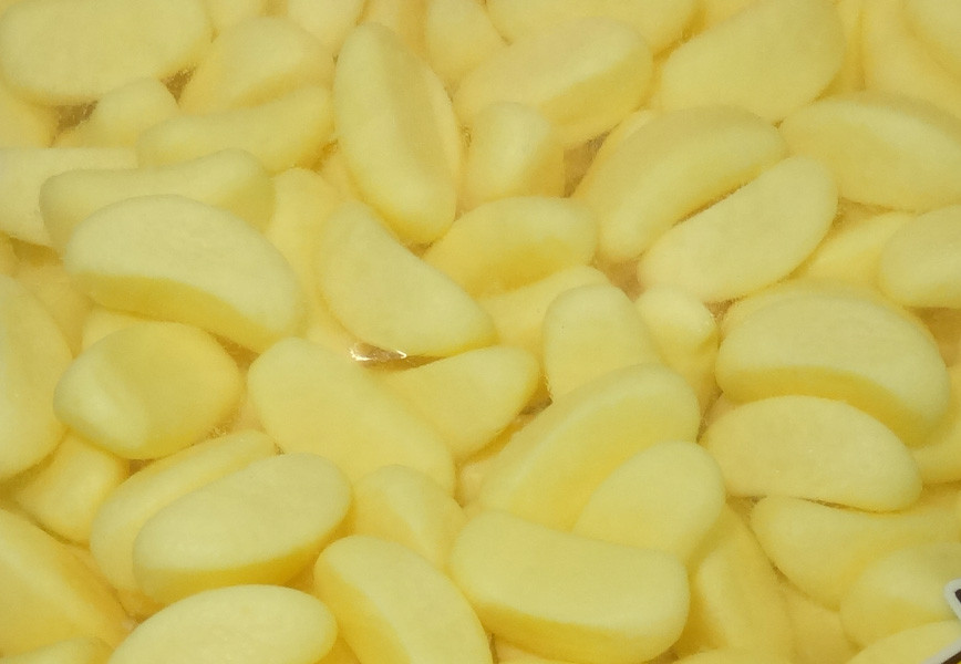 Trolli Mini Bananas - Bulk Pack, by Trolli,  and more Confectionery at The Professors Online Lolly Shop. (Image Number :9608)