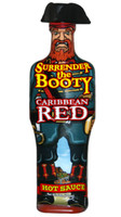 Surrender the Booty Caribbean Red Hot Sauce, by Southwest Specialty Food Inc,  and more Snack Foods at The Professors Online Lolly Shop. (Image Number :9806)