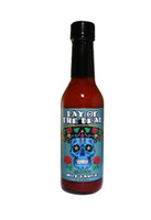 Day of the Dead Jalapeno Hot Sauce (148ml bottle)