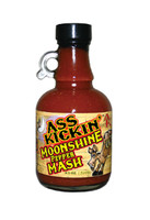 Ass Kickin  Moonshine Pepper Mash Hot Sauce, by Southwest Specialty Food Inc,  and more Snack Foods at The Professors Online Lolly Shop. (Image Number :9799)